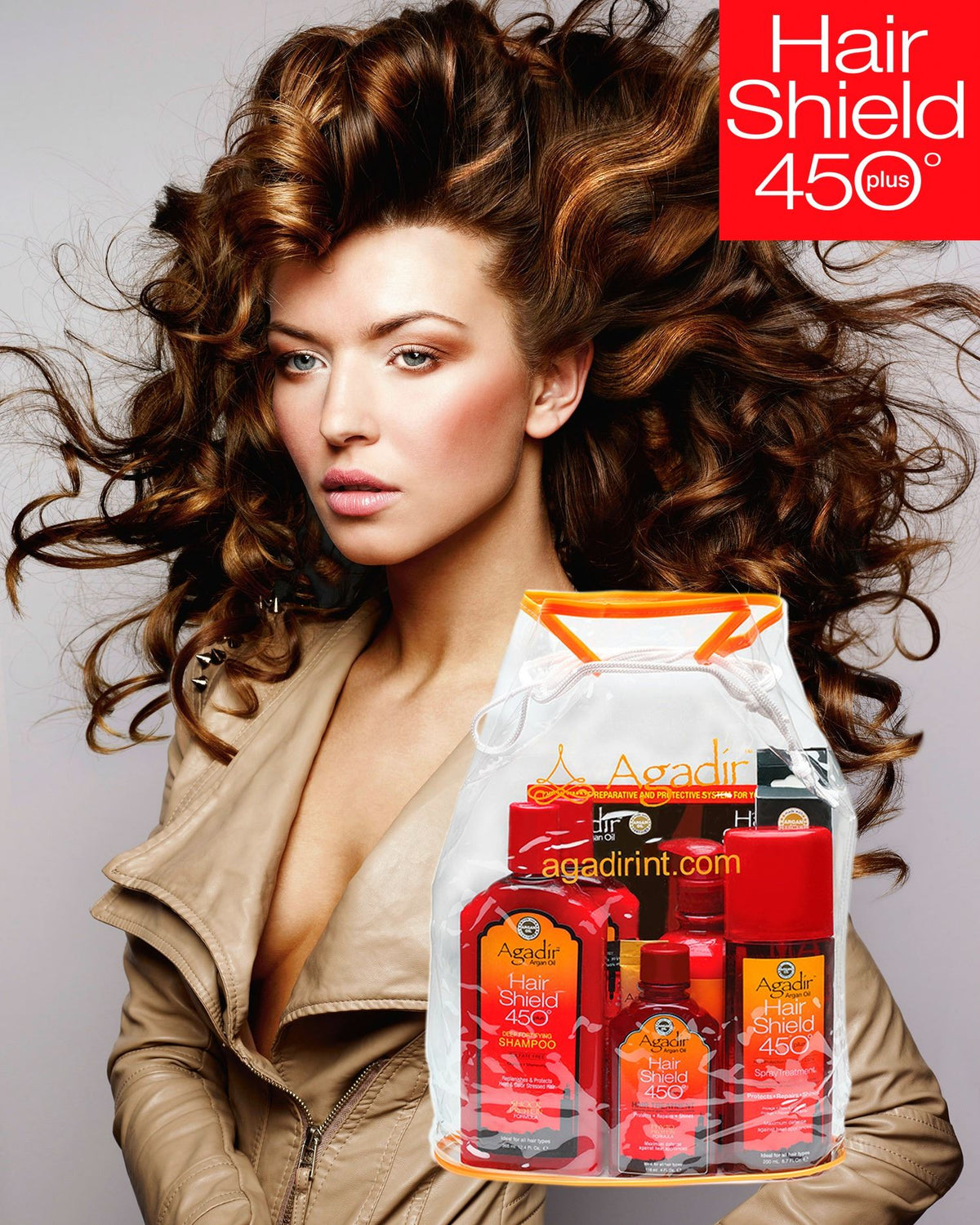 AGADIR GIVEAWAY: Hair Shield 450 Bag