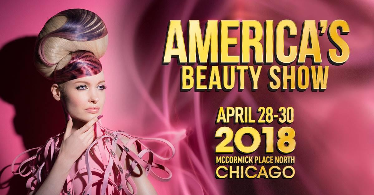 Agadir Int. at America's Beauty Show 2018