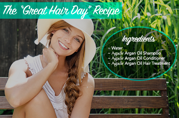 Recipe for a GREAT Hair Day