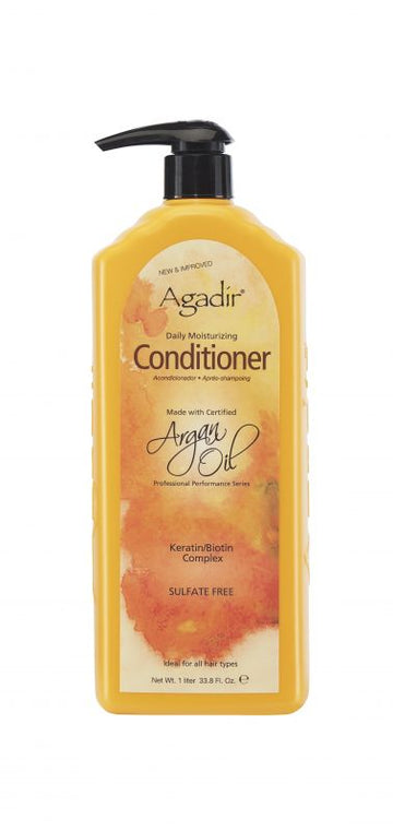Argan Oil Daily Moisturizing Conditioner Pump