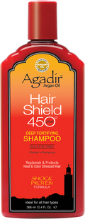 Hair Shield 450 Deep Fortifying Shampoo - 12.4oz