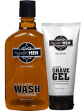 17 oz Body Wash with FREE 6 oz Shave Gel