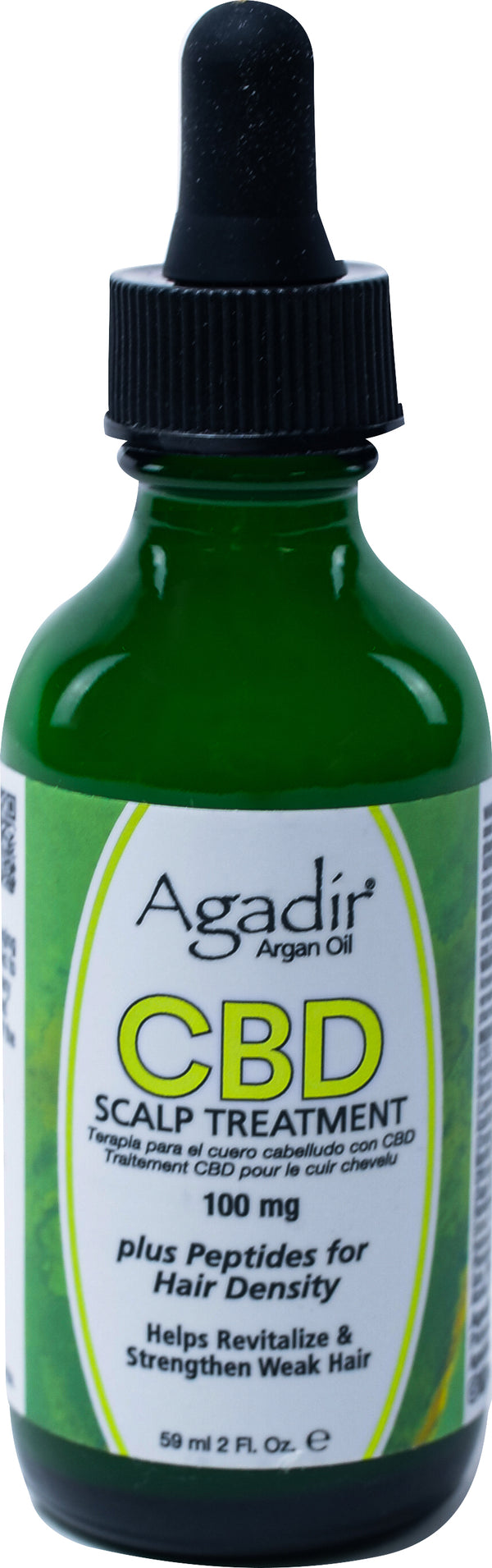 Agadir CBD Scalp Treatment 2 Oz.