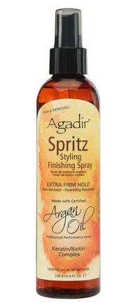 Argan Oil Spritz - Styling Finishing Spray - 8 oz.