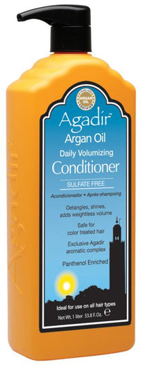 Argan Oil Daily Volumizing Conditioner Pump