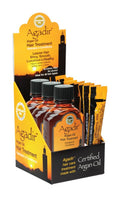 4 oz. Argan Oil Hair Treatment Display (3 units). Includes 10 FREE Stickpacks
