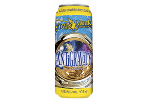 Flying Monkeys Antigravity Lager - Lattina 50cl