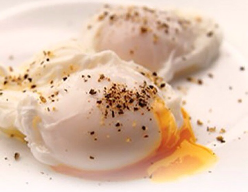 Poached Eggs - How to poach perfectly!