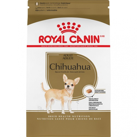 ROYAL CANIN CHIHUAHUA ADULTE 2.5 lbs