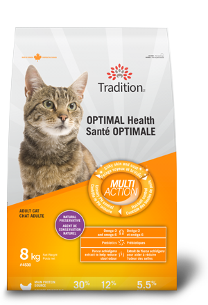 TRADITION Sante Optimale Chat 8kg