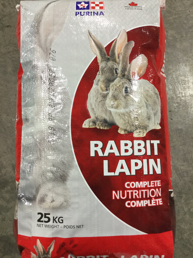 5318 - Lapin soin complet - Purina-Cargill