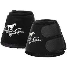 PROFESSIONAL CHOICE - Cloche noir Quick-wrap Bell Boots