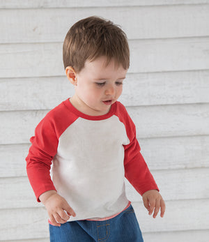 BABY BASEBALL TEE (Design Your Own)
