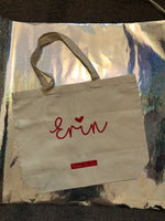 NAME MAXI TOTE BAG