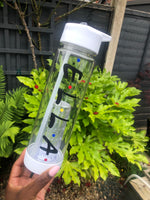 Personalised Water Bottle (Fruit Infusion)