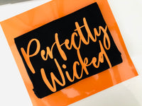 PERFECTLY WICKED TEE