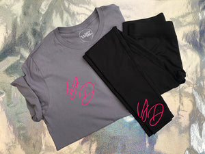 Tee & Leggings Set