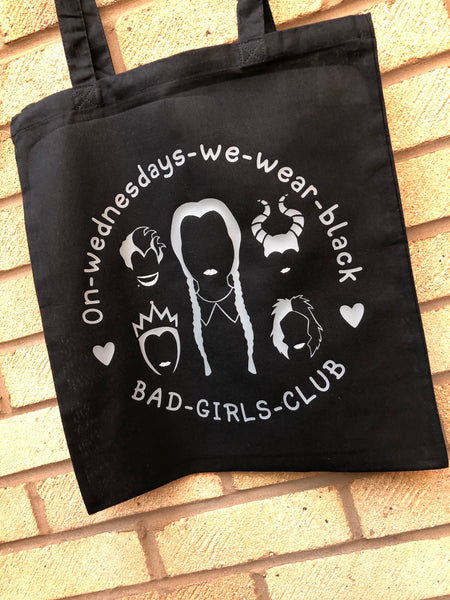BAD GIRLS CLUB TOTE BAG