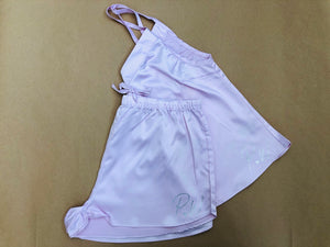 Satin Cami Short PJ Set