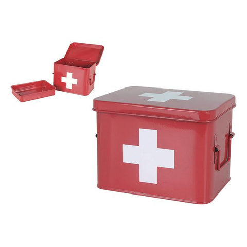 Kit di pronto soccorso Medical Center (22,5 x 15,5 cm)