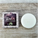 No Waste Plastic Shampoo & Conditioner Bars & Travel Storage Tins