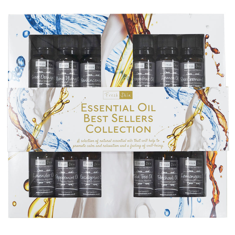 Essential Oil Gift Set – Best Selling Collection of Essential Oils