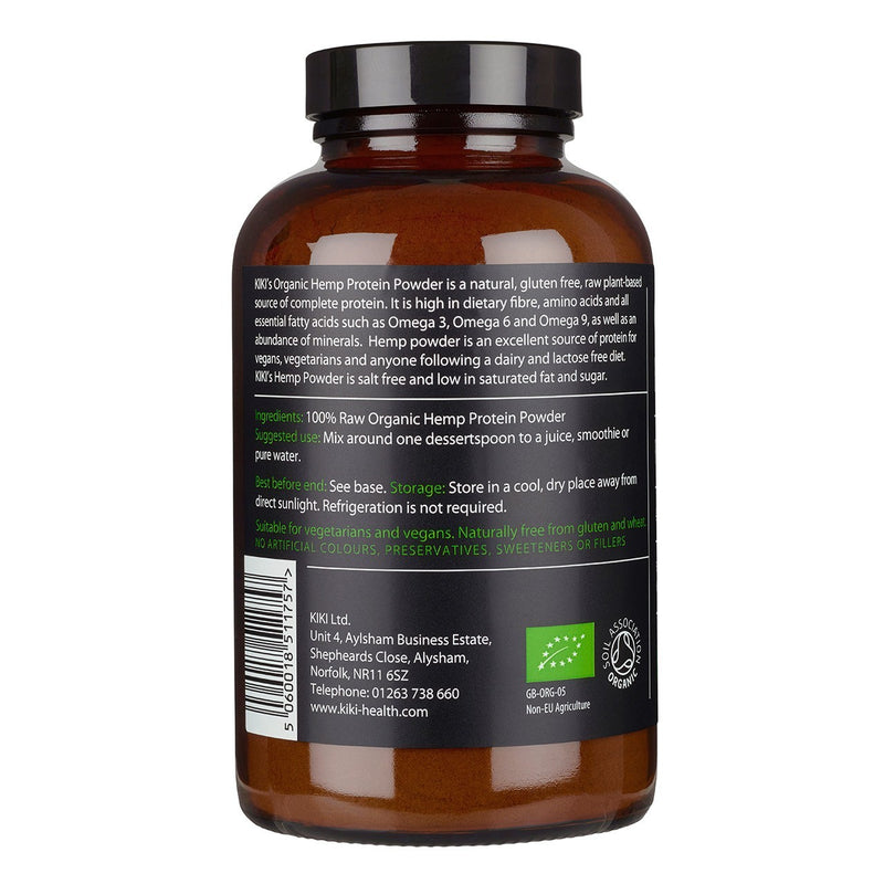 Organic Hemp Protein Powder (235g)