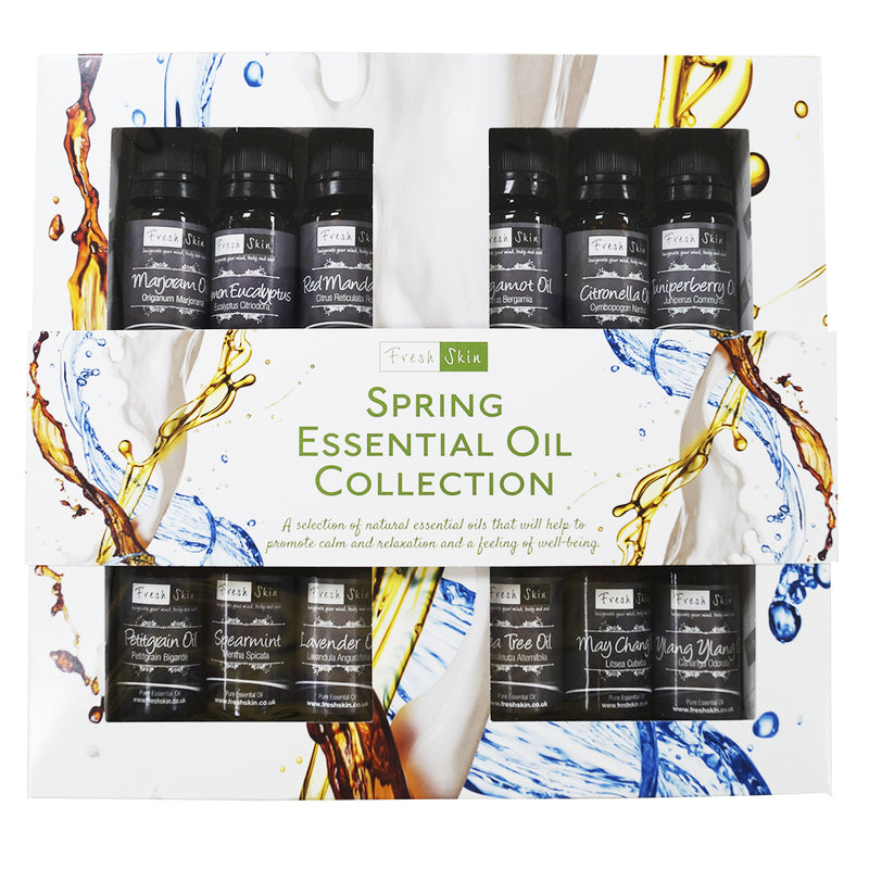 Spring Essential Oil Gift Set – Best Selling Collection of Spring Essential Oils