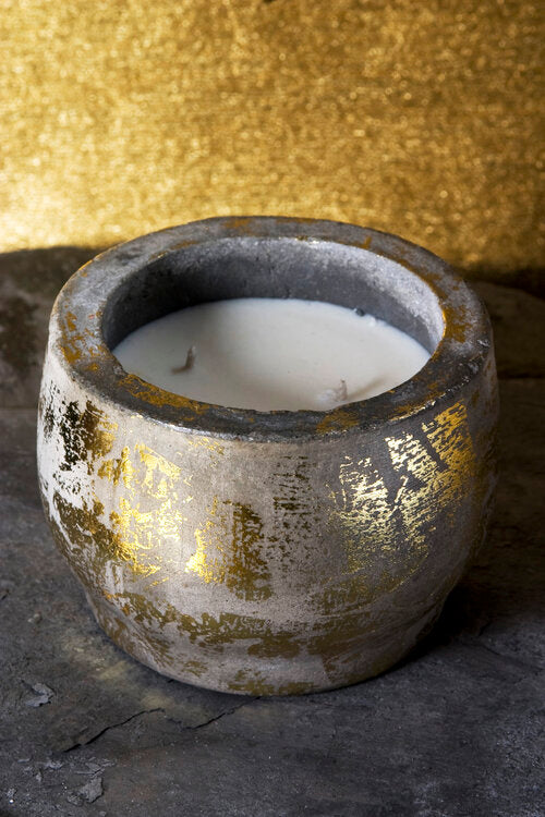 Eco Concrete Candle