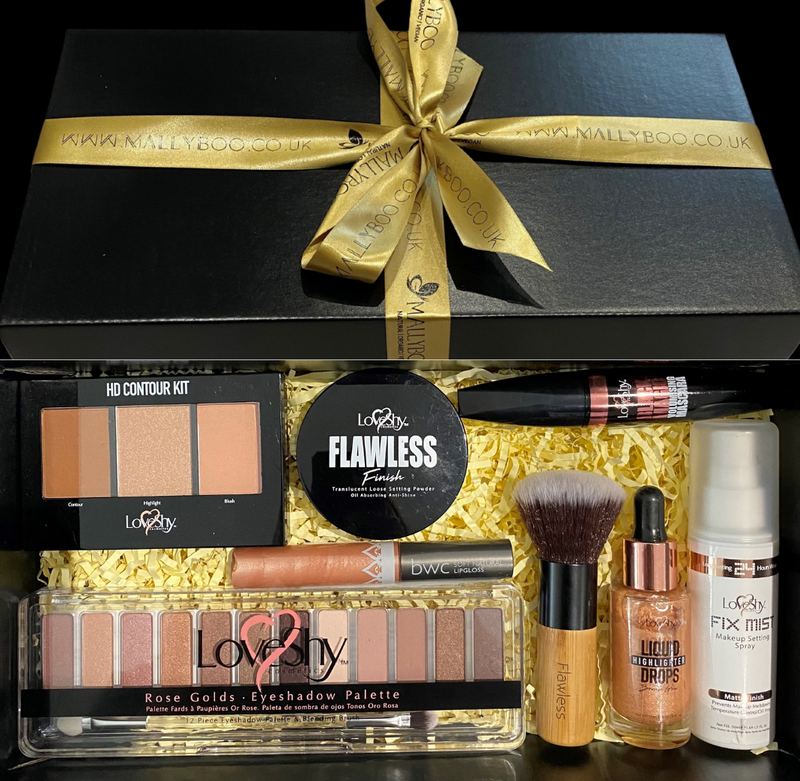 The Ultimate Facetime Beauty Collection Kit (Suitable for Vegans) Gift Set