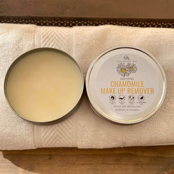 Soothing Chamomile Make-Up Remover (Suitable for Vegans & Additive Free)