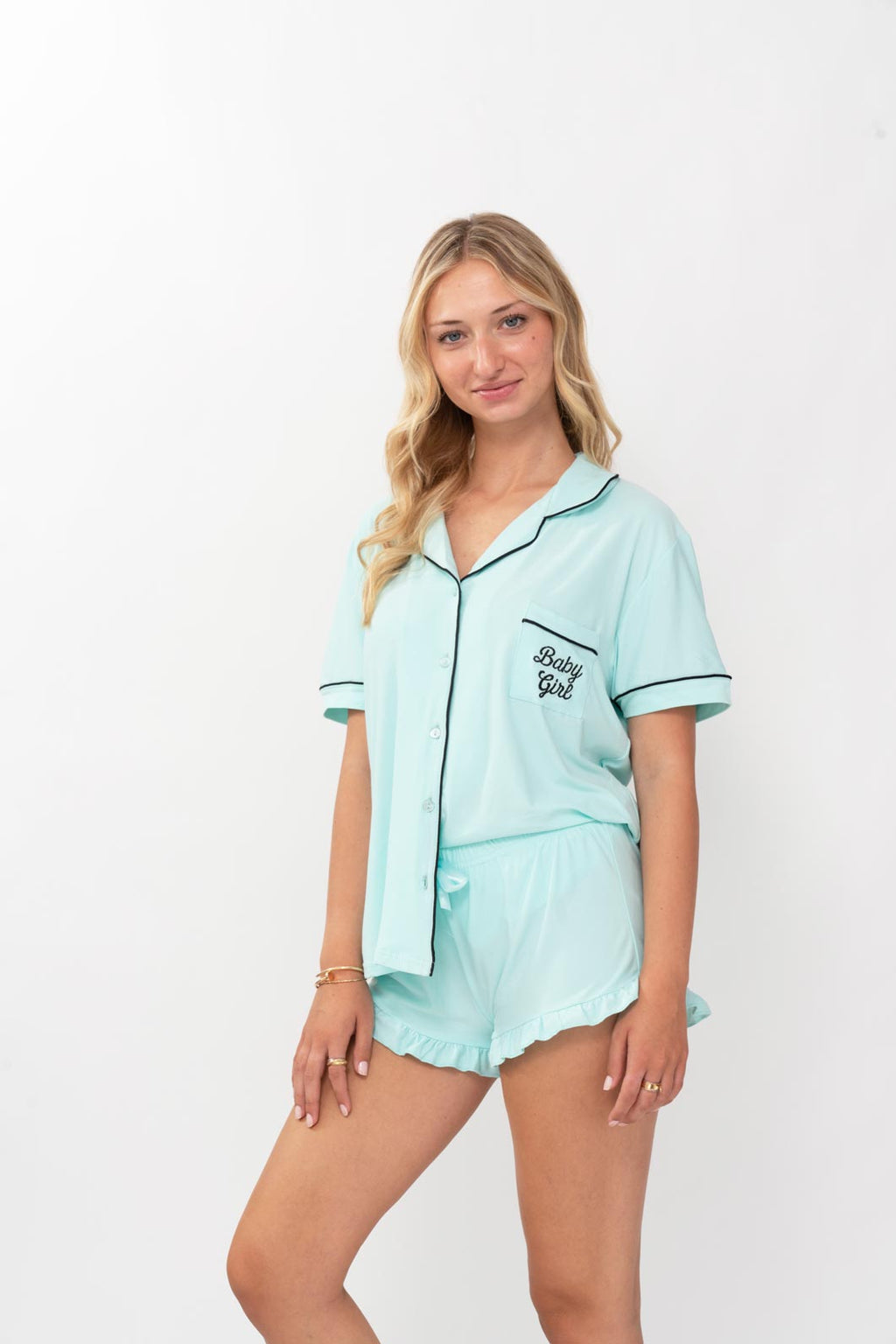 Short Pj Set