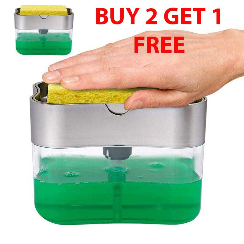 Soap Pump Dispenser - BUY 2 GET 1 FREE