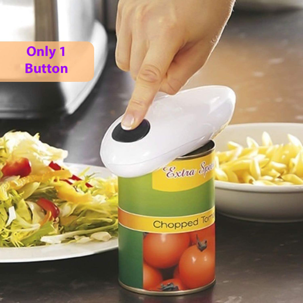 Electric Can Opener - Buy 1 Get 1 FREE Bottle Opener
