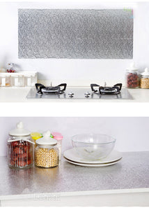 Aluminum Oil Proof Foil