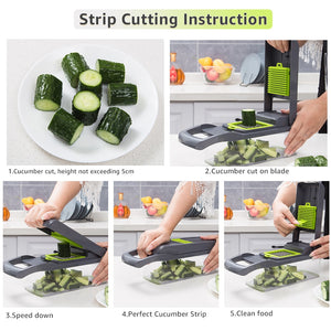 Family Slicer Helper - Strong Support For Your Immune System