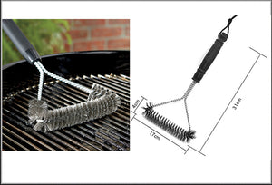 Innovative BBQ Brush