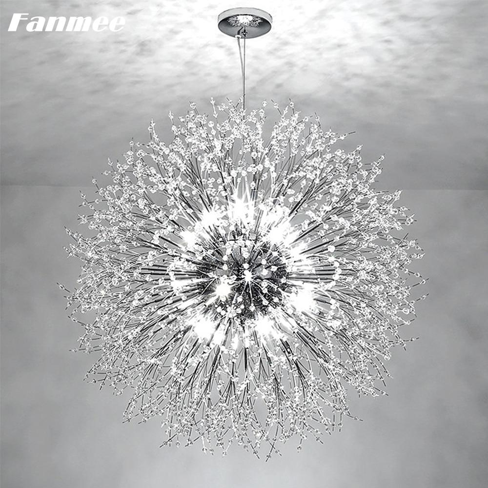 Crystal Luminous Chandelier