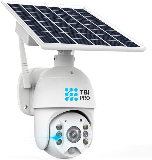 Outdoor Solar Security Camera