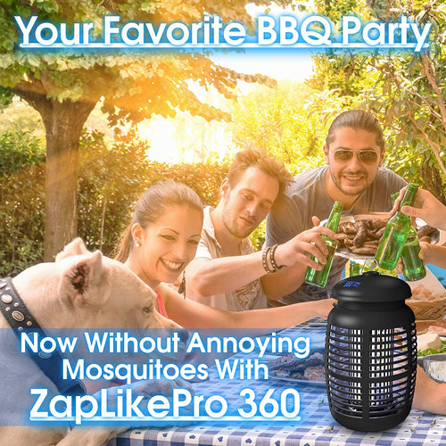 Bug Zapper for Outdoor & Attractant