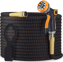 Expandable Garden Hose Kit 100 ft
