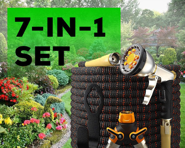Expandable Garden Hose Kit 50 ft