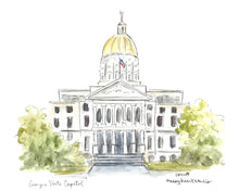 Load image into Gallery viewer, Georgia Capitol