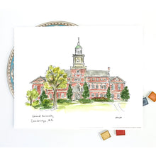 Load image into Gallery viewer, Auburn University Samford Hall