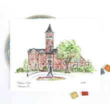 Load image into Gallery viewer, Clemson Tillman Tower