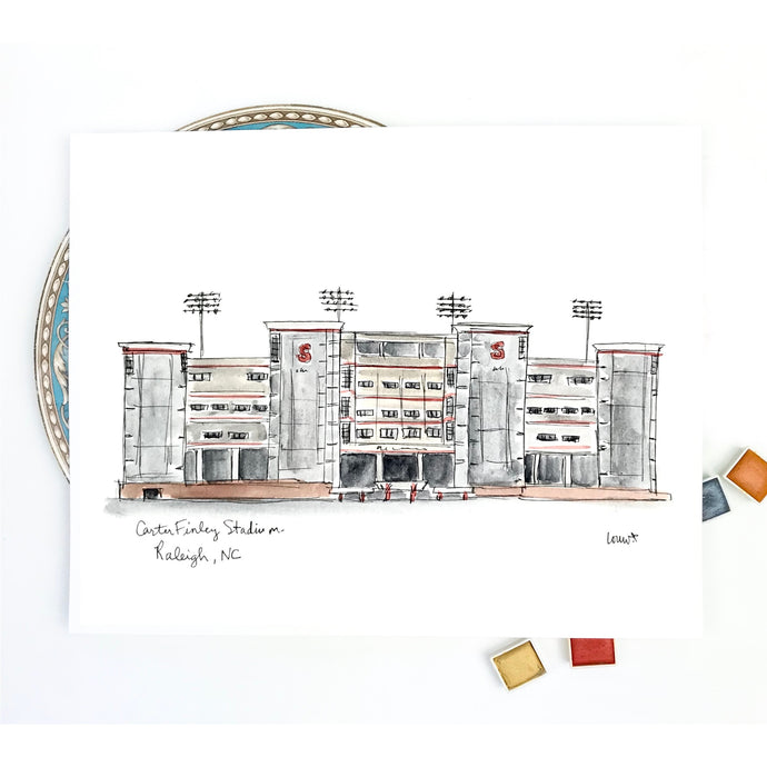 North Carolina State University Stadium