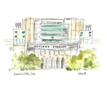 Load image into Gallery viewer, University of Tennessee Stadium