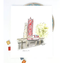 Load image into Gallery viewer, Fox Theater Atlanta