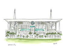 Load image into Gallery viewer, Miami Dolphins Stadium