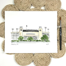 Load image into Gallery viewer, Vanderbilt University Stadium